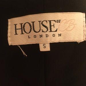 House of CB Other - House of CB Natalja Black jumpsuit